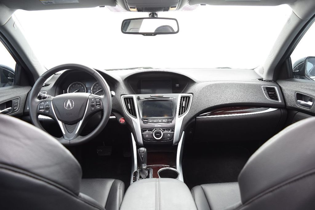 2015 Used Acura Tlx 4dr Sedan Fwd At Auto Outlet Serving Elizabeth