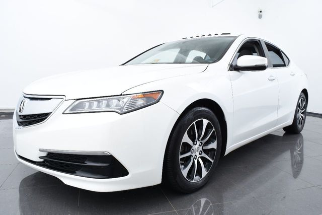 2015 Acura Tlx Tech >> 2015 Used Acura Tlx 4dr Sedan Fwd Tech At Auto Outlet Serving Elizabeth Nj Iid 17858370