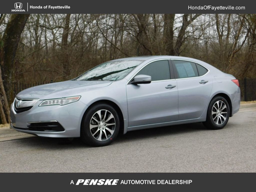 2015 Acura TLX 4dr Sedan FWD Tech - 18495811 - 0