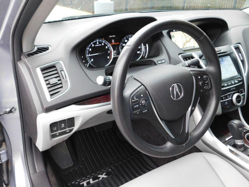 2015 Acura TLX 4dr Sedan FWD Tech - 18495811 - 15