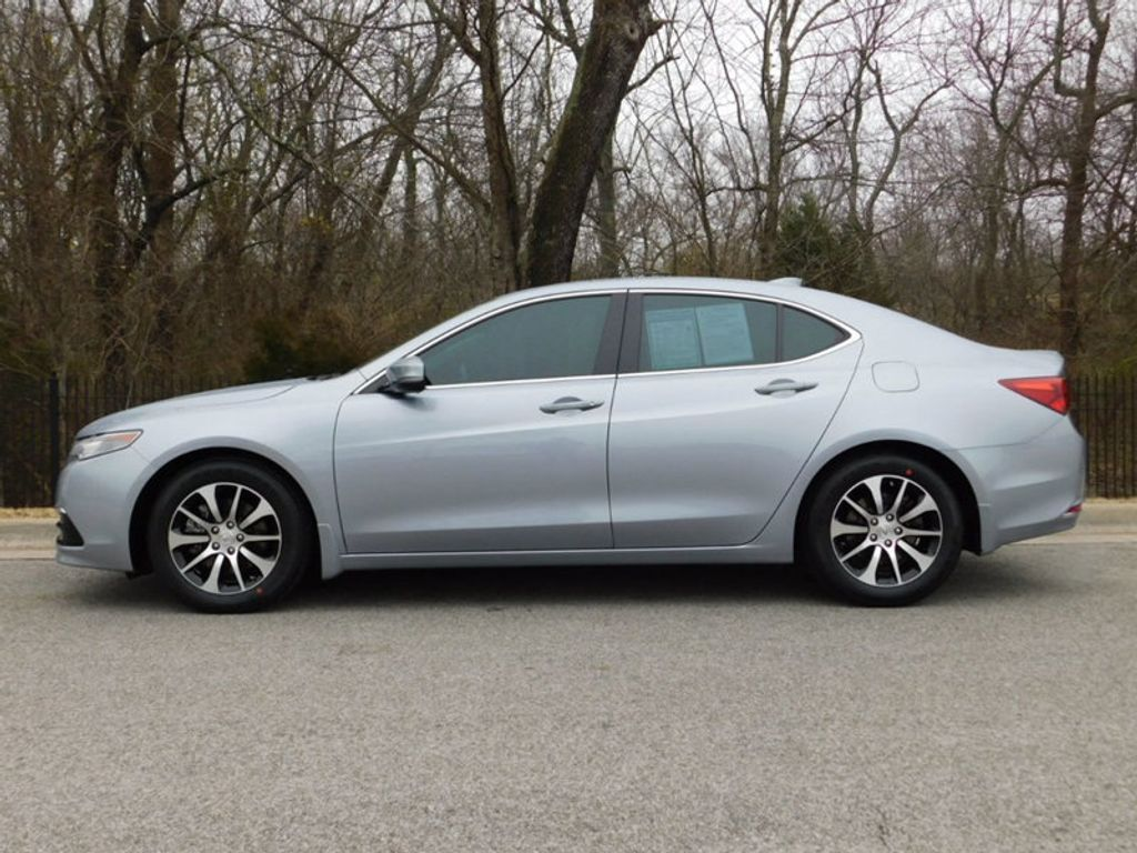2015 Acura TLX 4dr Sedan FWD Tech - 18495811 - 1