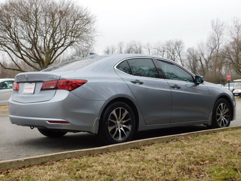 2015 Acura TLX 4dr Sedan FWD Tech - 18495811 - 2