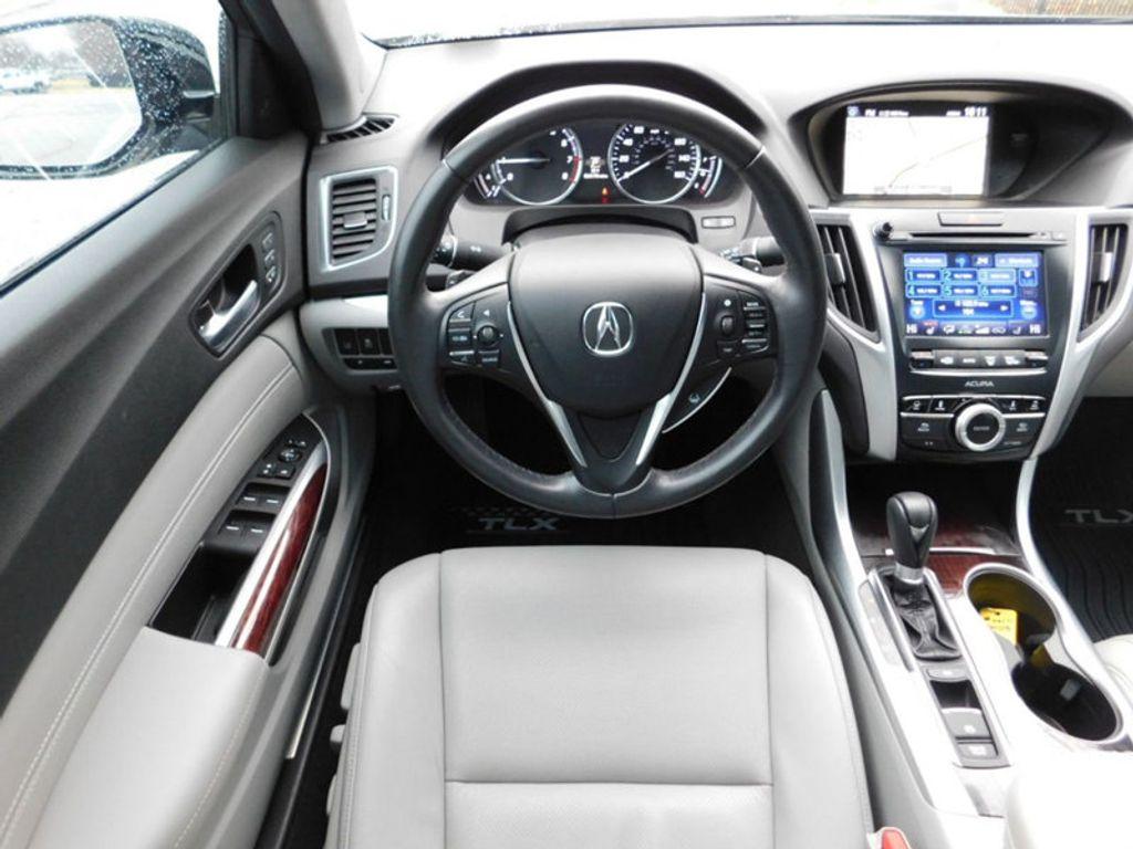 2015 Acura TLX 4dr Sedan FWD Tech - 18495811 - 6