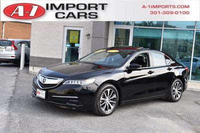 2015 Acura TLX 4dr Sedan FWD Tech