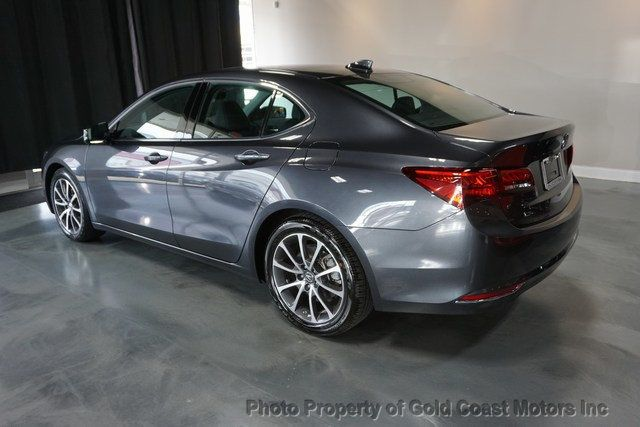 2015 Acura TLX 4dr Sedan FWD V6 Tech - Click to see full-size photo viewer