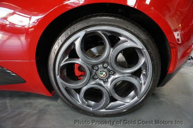 2015 Alfa Romeo 4C 2dr Coupe Launch Edition - 19592554 - 30