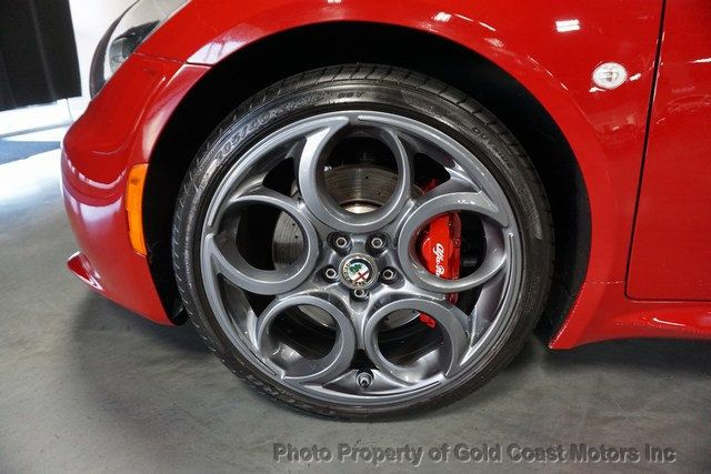 2015 Alfa Romeo 4C 2dr Coupe Launch Edition - 19592554 - 31