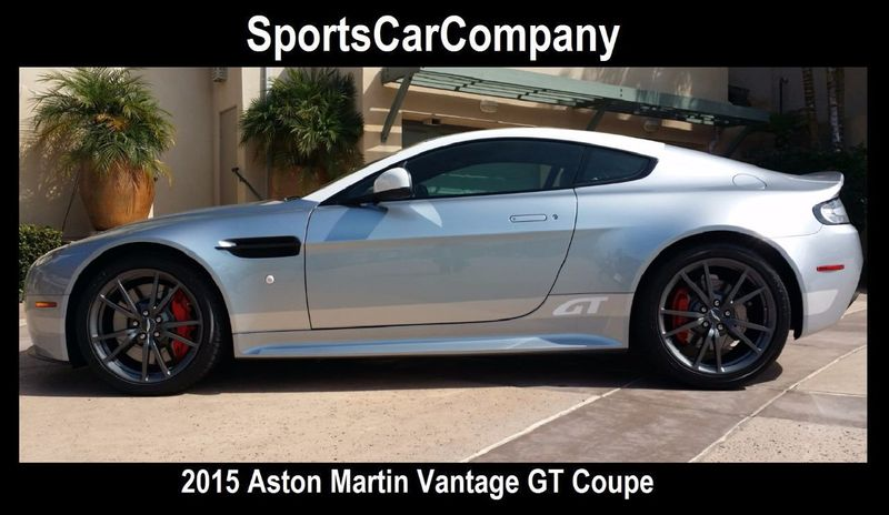 Used Aston Martin V Vantage GT COUPE At Sports Car Company - Used aston martin v8 vantage