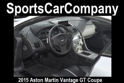 2015 Aston Martin V8 Vantage GT COUPE - Click to see full-size photo viewer