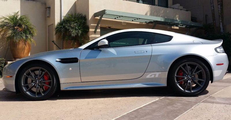 Used Aston Martin V Vantage GT COUPE At Sports Car Company - Aston martin vantage gt