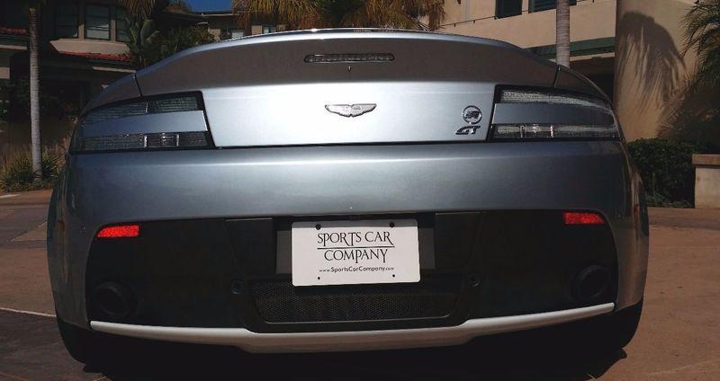 2015 Used Aston Martin V8 Vantage Gt Coupe At Sports Car Company