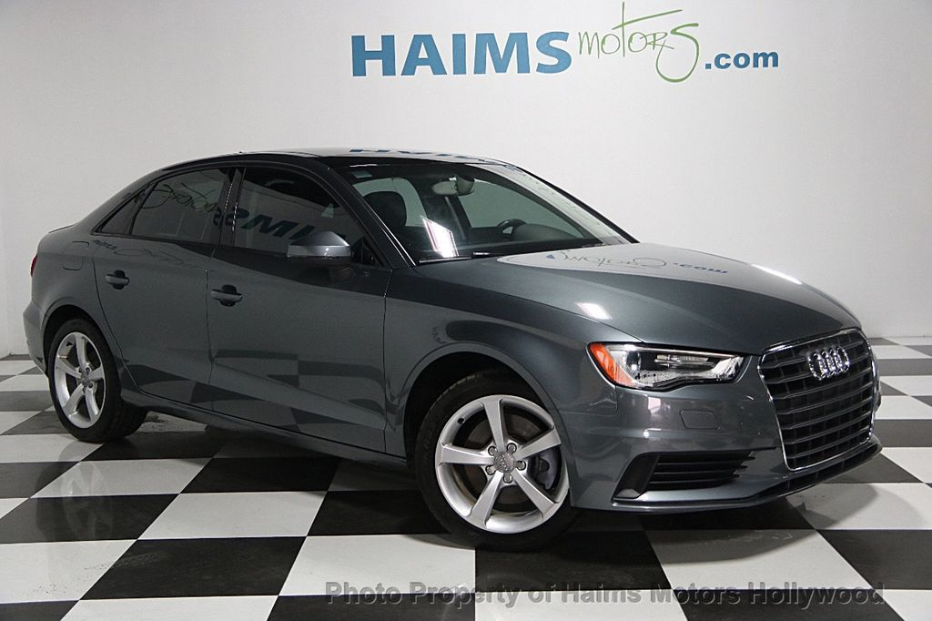 2015 used audi a3 1 8t premium at haims motors ft lauderdale serving rh haimsmotorsfortlauderdale com