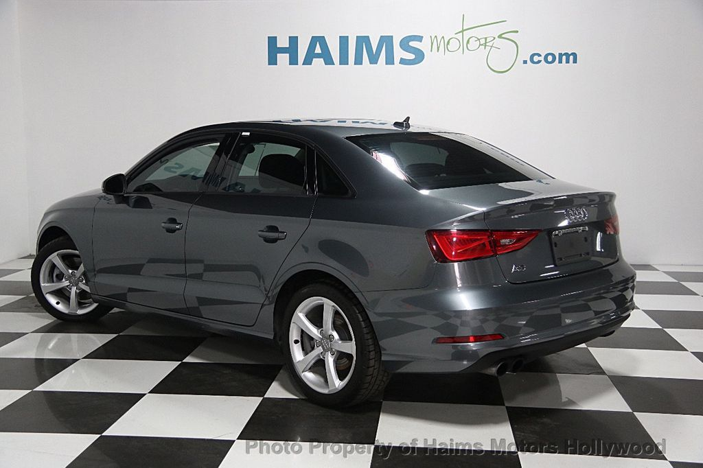 2015 used audi a3 1 8t premium at haims motors serving fort lauderdale hollywood miami fl. Black Bedroom Furniture Sets. Home Design Ideas