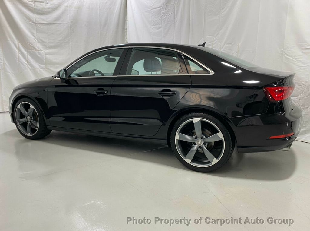 2015 Used Audi A3 2015 Audi A3 Sedan 2 0t Quattro S Tronic At Carpoint Auto Group Serving South River Nj Iid 20407009