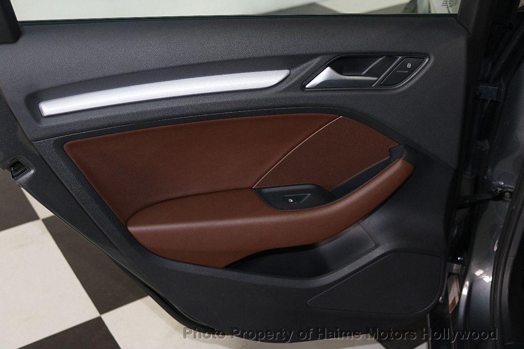 2015 Audi A3 4dr Sedan FWD 1.8T Premium - 17590372 - 10