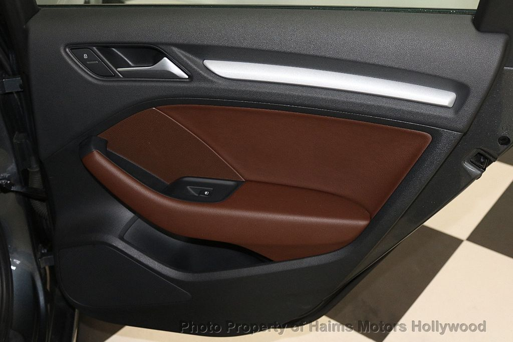 2015 Audi A3 4dr Sedan FWD 1.8T Premium - 17590372 - 11