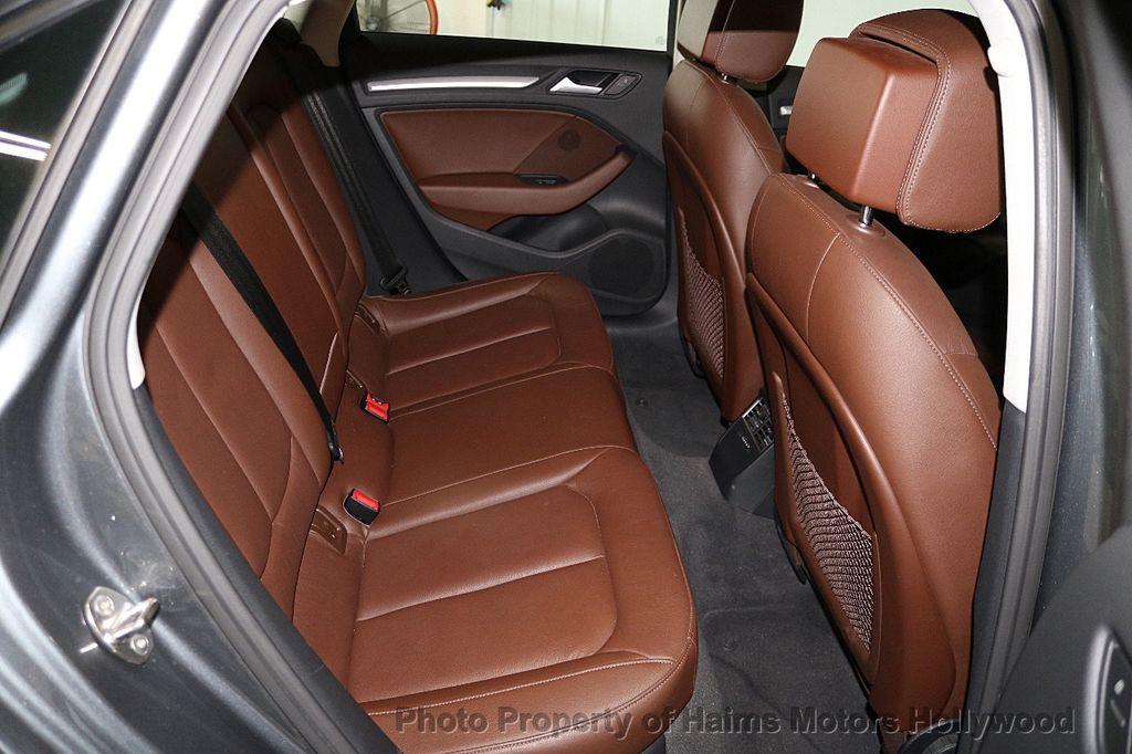 2015 Audi A3 4dr Sedan FWD 1.8T Premium - 17590372 - 14
