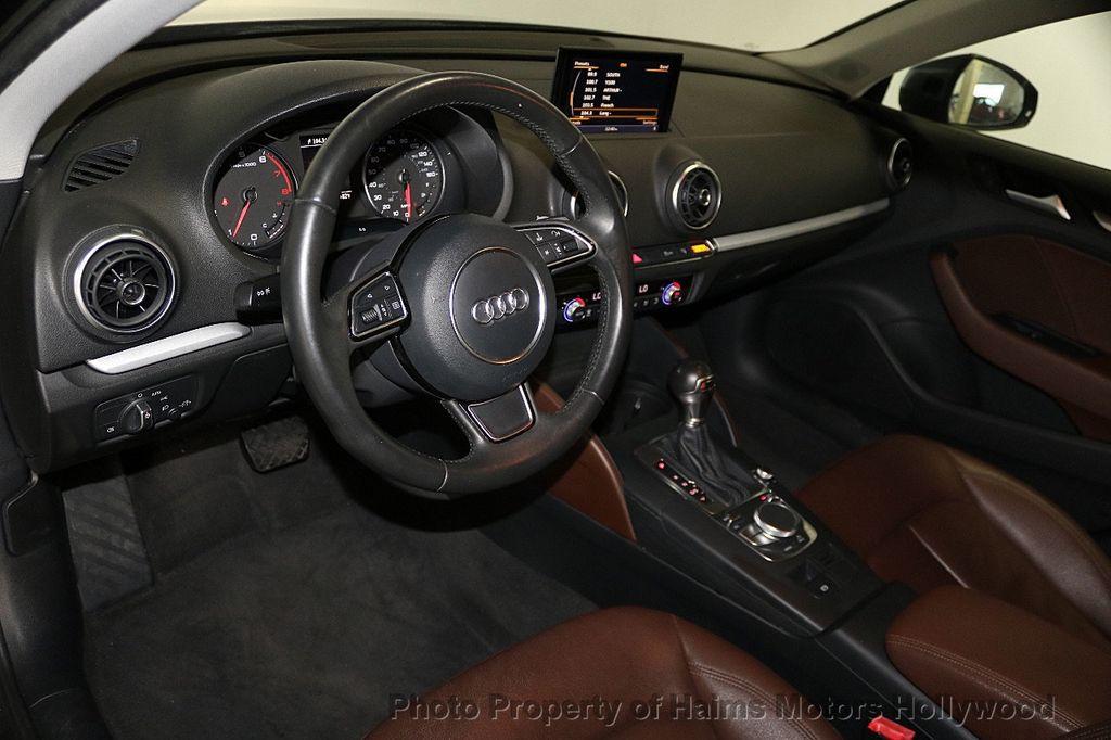 2015 Audi A3 4dr Sedan FWD 1.8T Premium - 17590372 - 17