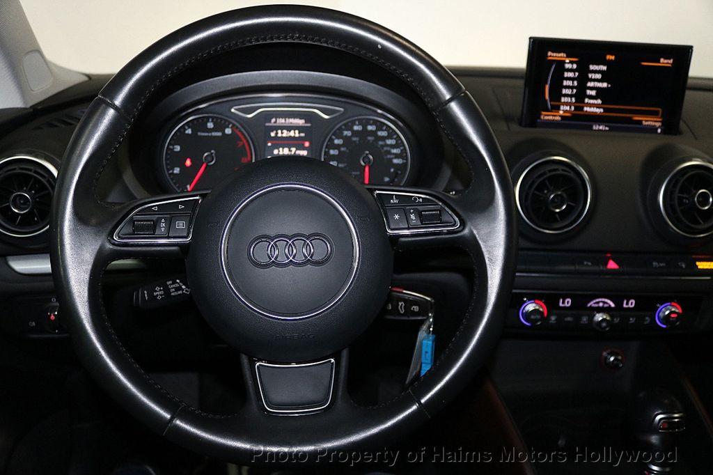 2015 Audi A3 4dr Sedan FWD 1.8T Premium - 17590372 - 27