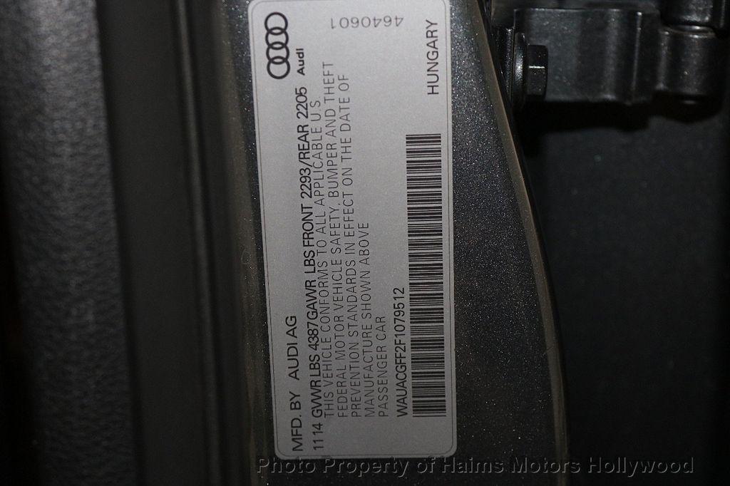 2015 Audi A3 4dr Sedan FWD 1.8T Premium - 17590372 - 33