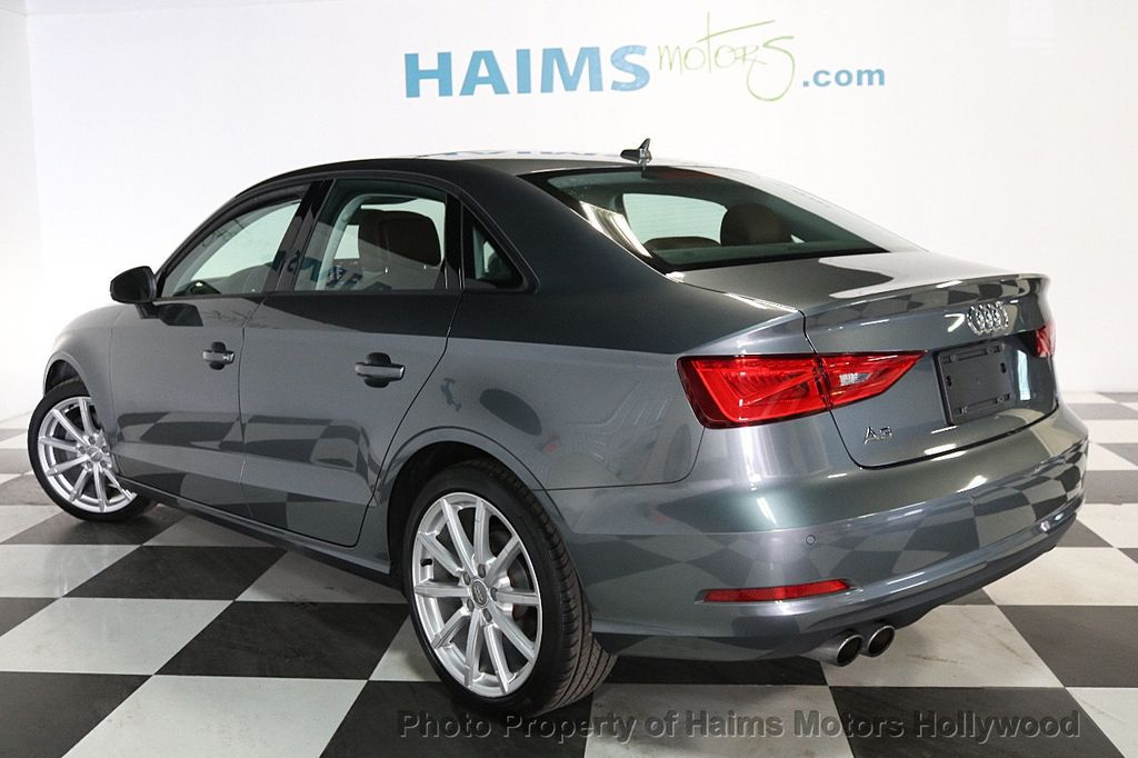 2015 used audi a3 4dr sedan fwd 1 8t premium at haims motors serving rh haimsmotors com