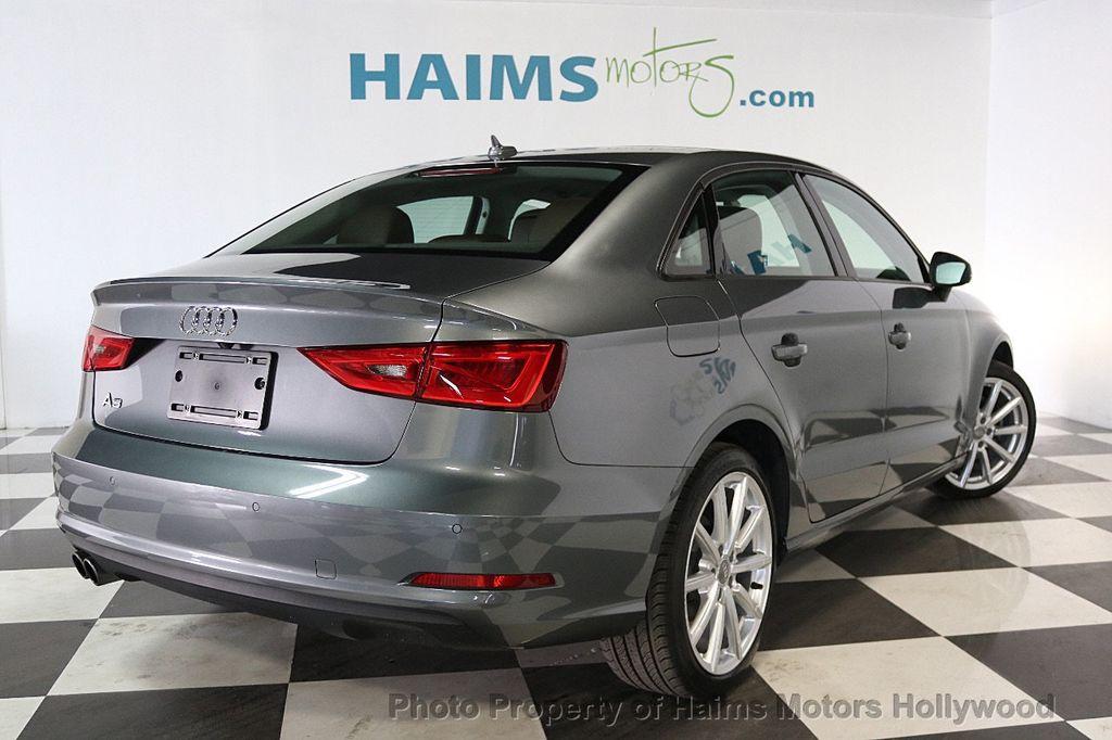 2015 Audi A3 4dr Sedan FWD 1.8T Premium - 17590372 - 6