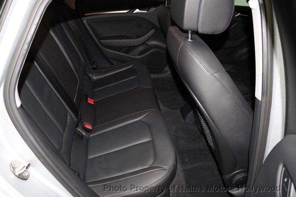 2015 Audi A3 4dr Sedan FWD 1.8T Premium - 18468139 - 13