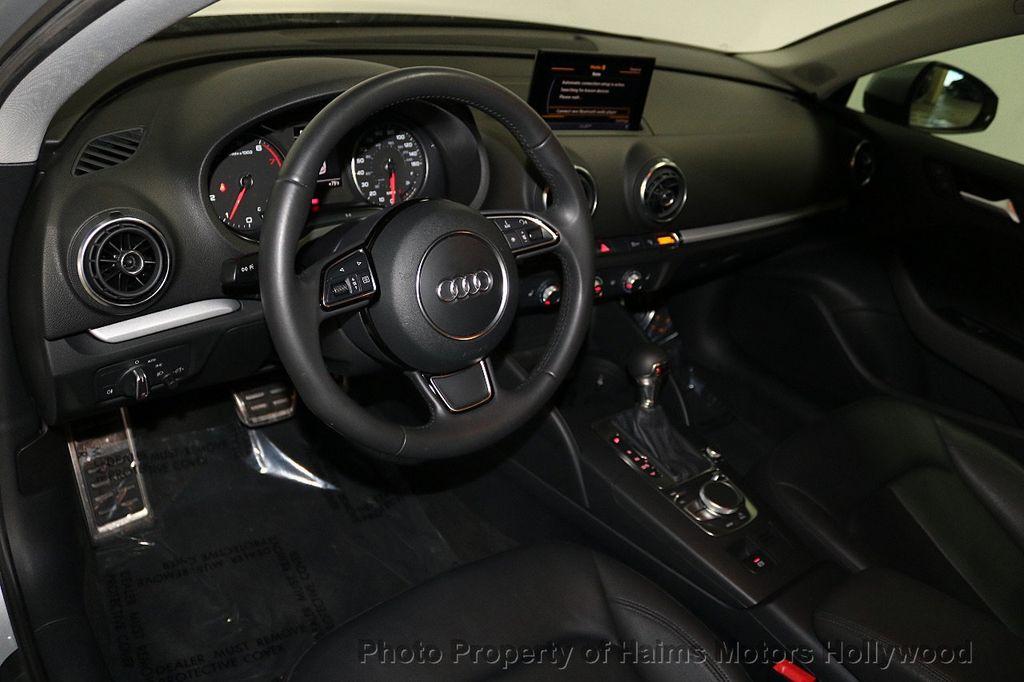 2015 Audi A3 4dr Sedan FWD 1.8T Premium - 18468139 - 16