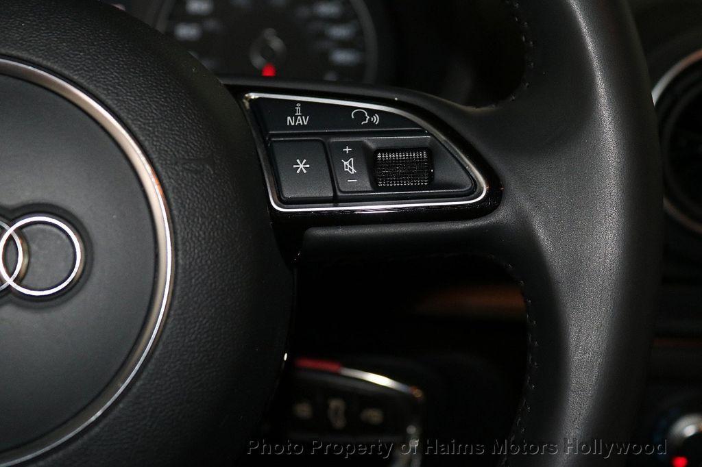 2015 Audi A3 4dr Sedan FWD 1.8T Premium - 18468139 - 23
