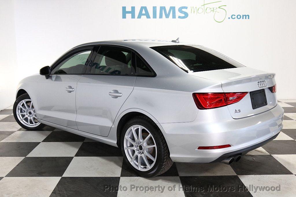 2015 Audi A3 4dr Sedan FWD 1.8T Premium - 18468139 - 4