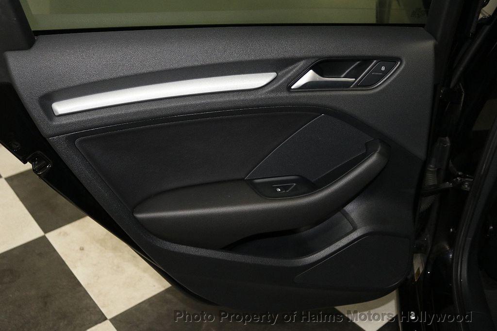 2015 Audi A3 4dr Sedan FWD 1.8T Premium - 18629856 - 11
