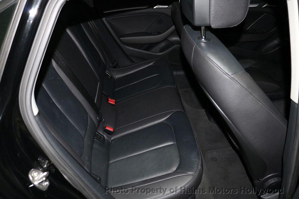 2015 Audi A3 4dr Sedan FWD 1.8T Premium - 18629856 - 15