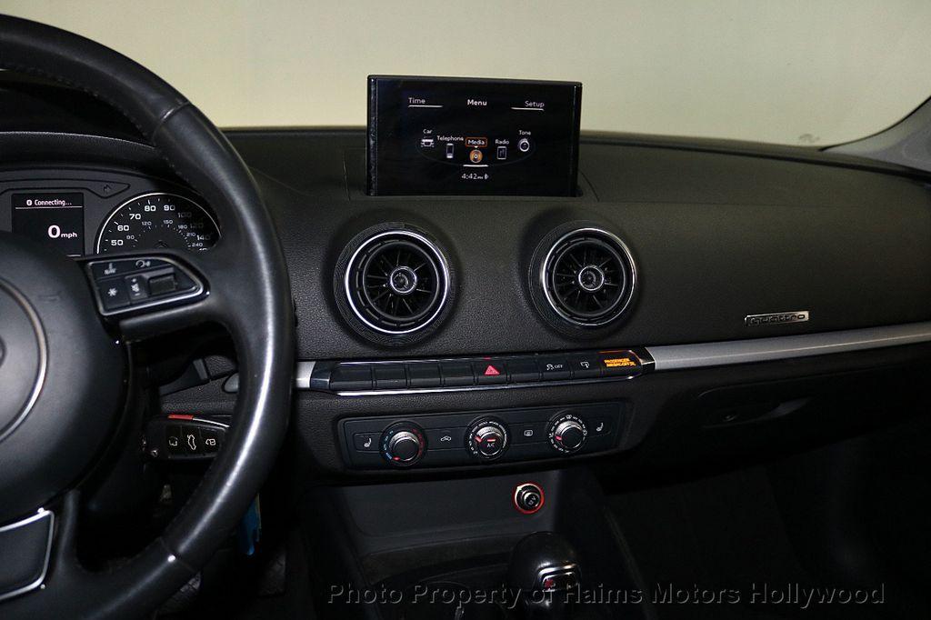 2015 Audi A3 4dr Sedan FWD 1.8T Premium - 18629856 - 20