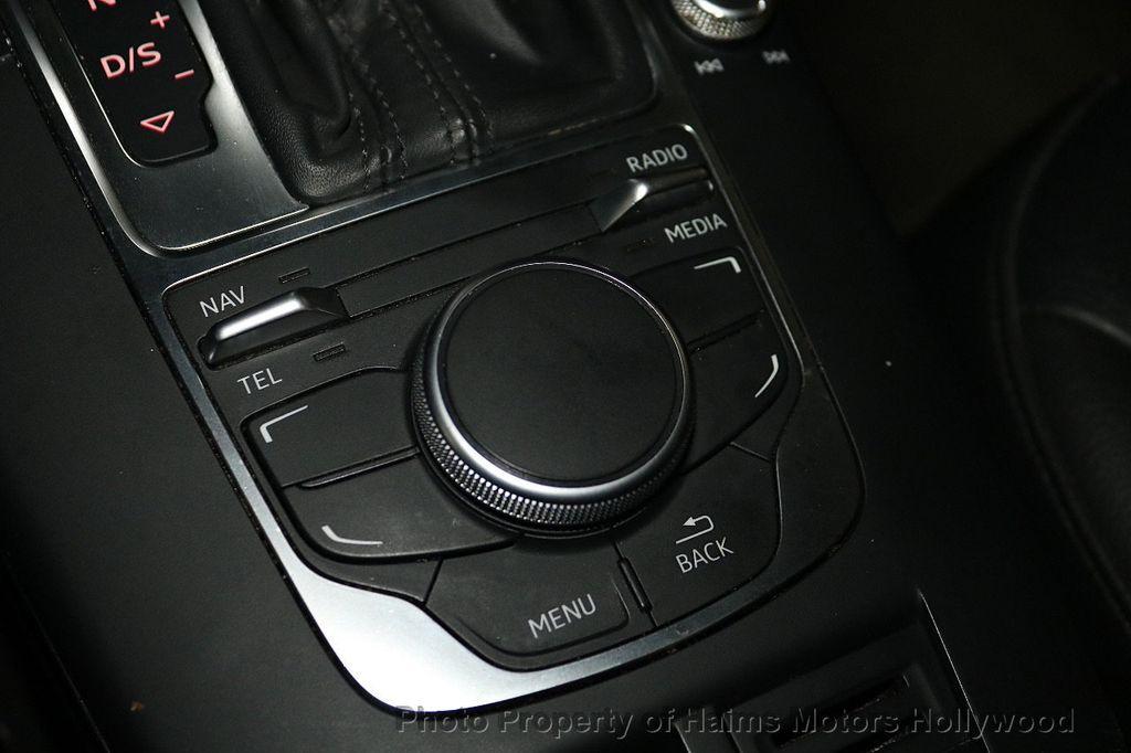 2015 Audi A3 4dr Sedan FWD 1.8T Premium - 18629856 - 23