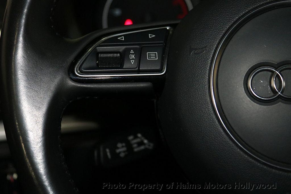 2015 Audi A3 4dr Sedan FWD 1.8T Premium - 18629856 - 24