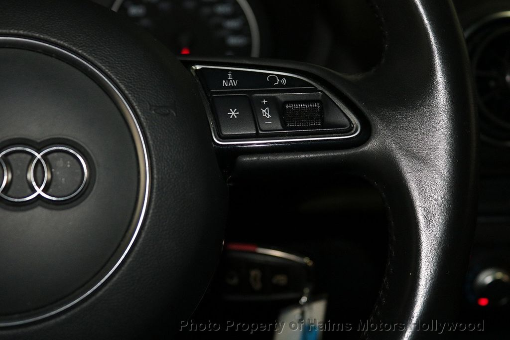 2015 Audi A3 4dr Sedan FWD 1.8T Premium - 18629856 - 25