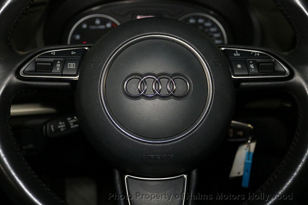 2015 Audi A3 4dr Sedan FWD 1.8T Premium - 18629856 - 26