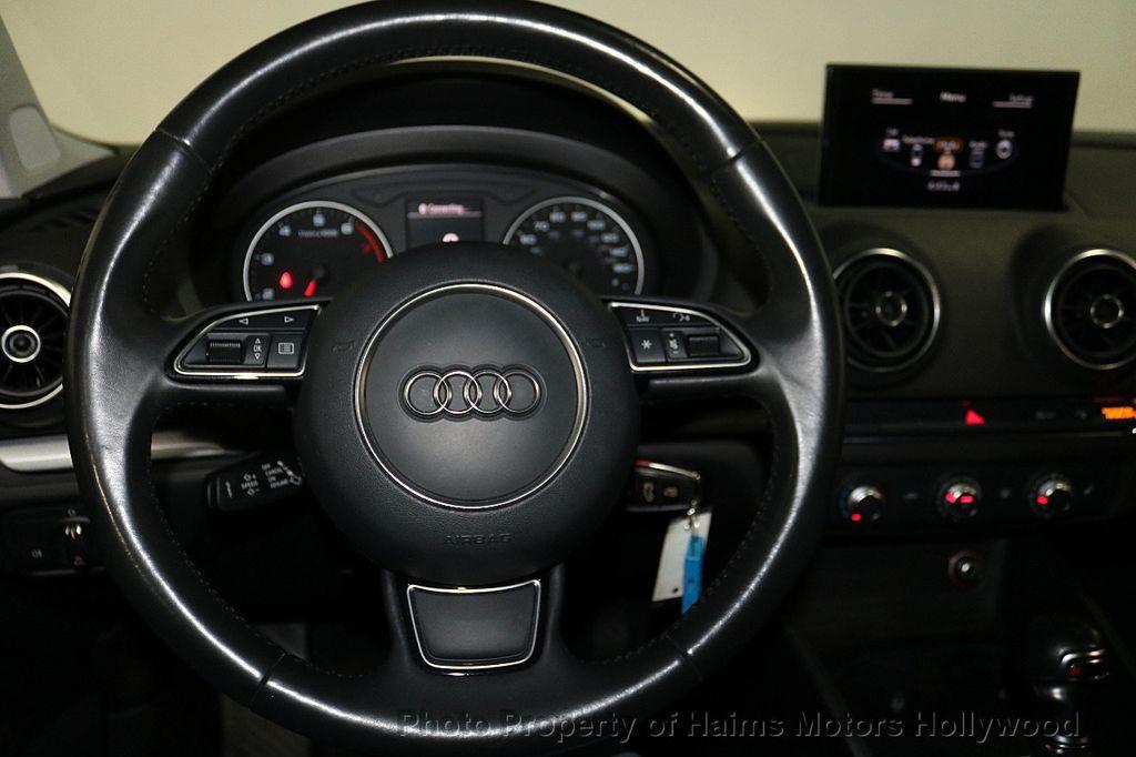 2015 Audi A3 4dr Sedan FWD 1.8T Premium - 18629856 - 27