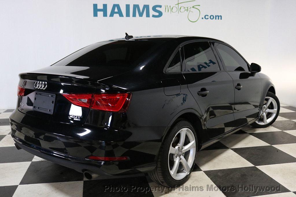 2015 Audi A3 4dr Sedan FWD 1.8T Premium - 18629856 - 6