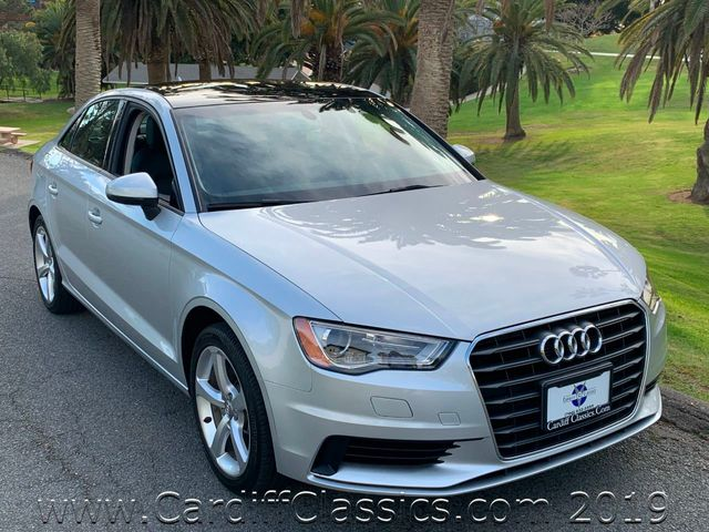 2015 Audi A3 4dr Sedan FWD 1.8T Premium - Click to see full-size photo viewer