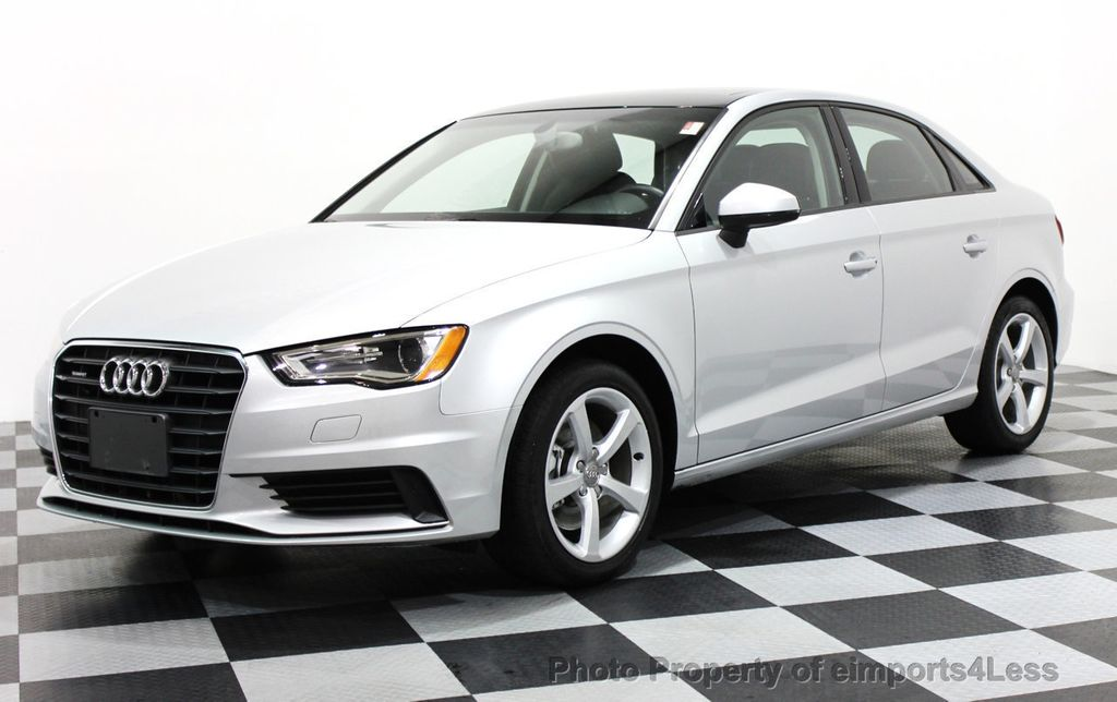 2015 Audi A3 CERTIFIED A3 2.0t Quattro ALL WHEEL DRIVE - 16237480 - 0