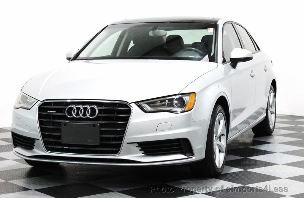 2015 Audi A3 CERTIFIED A3 2.0t Quattro ALL WHEEL DRIVE - 16237480 - 10