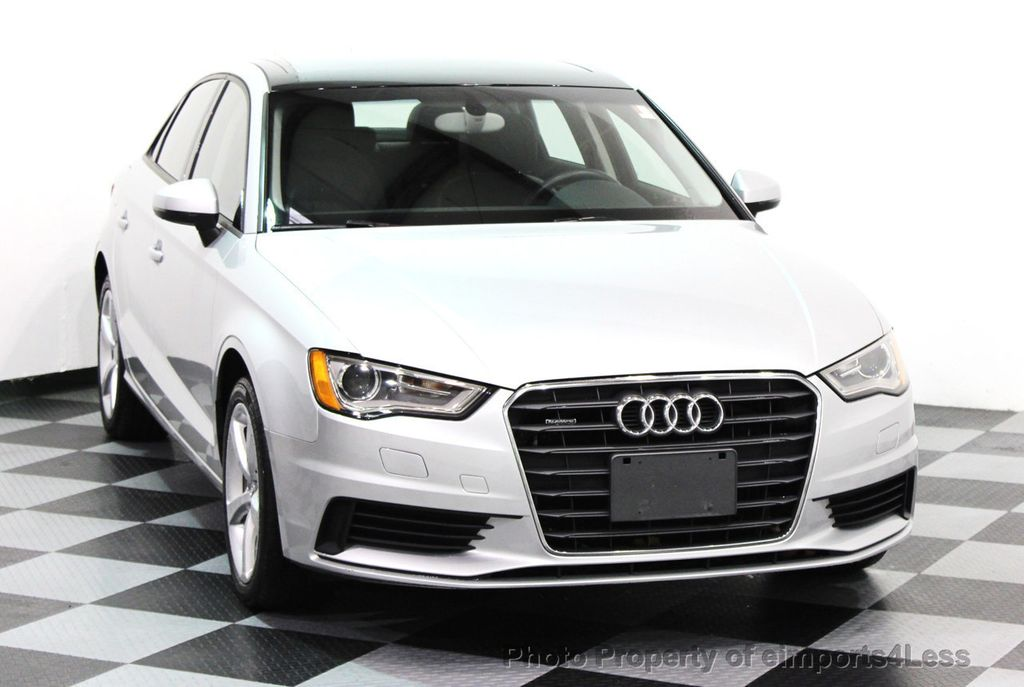 2015 Audi A3 CERTIFIED A3 2.0t Quattro ALL WHEEL DRIVE - 16237480 - 11
