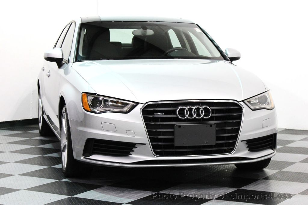 2015 Audi A3 CERTIFIED A3 2.0t Quattro ALL WHEEL DRIVE - 16237480 - 12