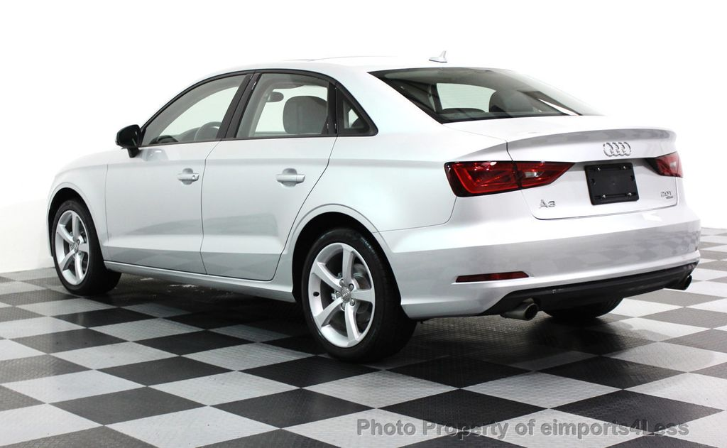 2015 Audi A3 CERTIFIED A3 2.0t Quattro ALL WHEEL DRIVE - 16237480 - 13