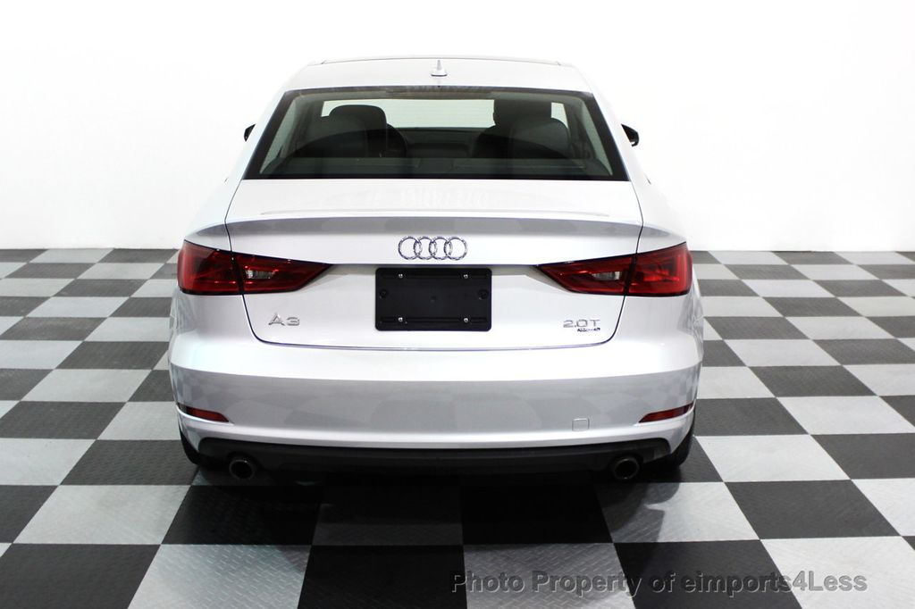 2015 Audi A3 CERTIFIED A3 2.0t Quattro ALL WHEEL DRIVE - 16237480 - 14