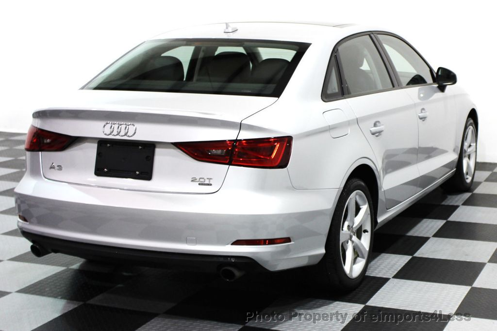 2015 Audi A3 CERTIFIED A3 2.0t Quattro ALL WHEEL DRIVE - 16237480 - 15