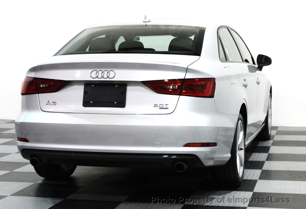 2015 Audi A3 CERTIFIED A3 2.0t Quattro ALL WHEEL DRIVE - 16237480 - 16