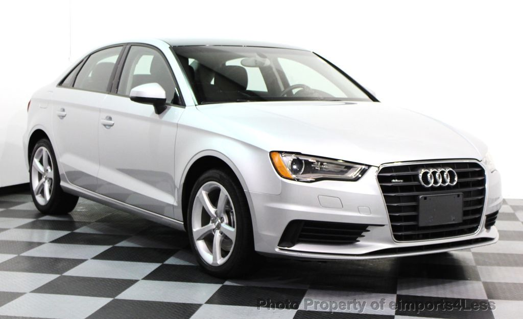 2015 Audi A3 CERTIFIED A3 2.0t Quattro ALL WHEEL DRIVE - 16237480 - 1