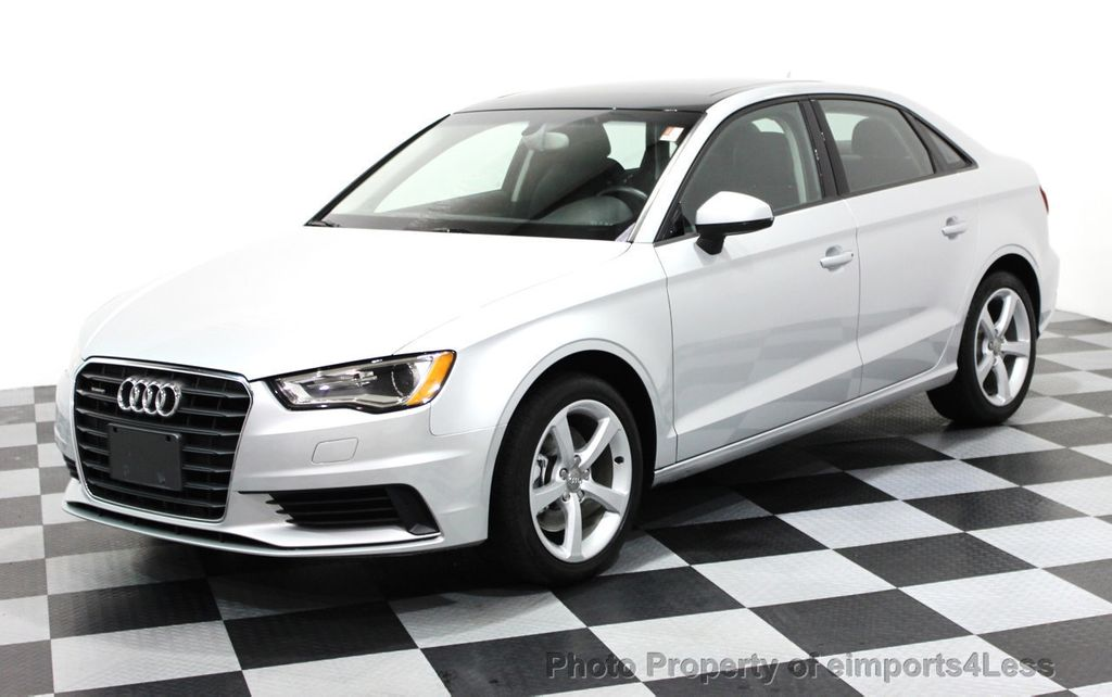 2015 Audi A3 CERTIFIED A3 2.0t Quattro ALL WHEEL DRIVE - 16237480 - 19